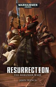 Novela Horusian Wars Resurrection