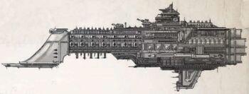 Crucero de Batalla Caliz