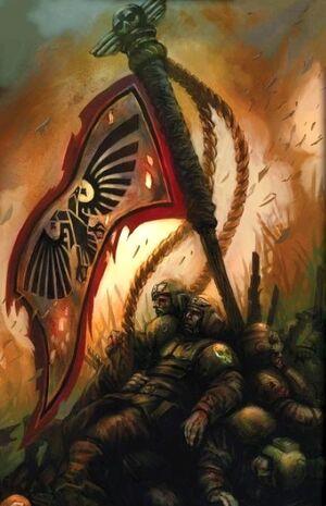 Parthenope Guardia Imperial Cruzada Mundos Sabat Wikihammer