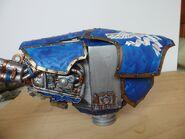 Titan Reaver 4 Torso 19 Fin Torso Lateral