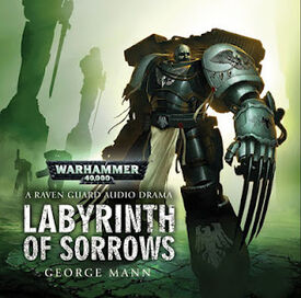 Audio labyrinth of sorrow