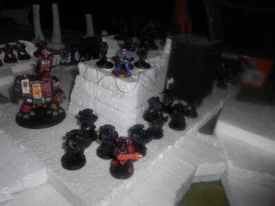 Bastión Puño Imperial 4