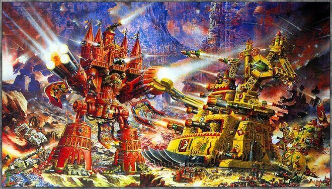 Guerra de Armageddon Wikihammer 40K
