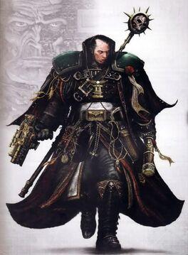 Inquisidor Gregor Eisenhorn
