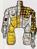 Mechanicus robot Catafracto