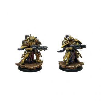 Armas Especiales Legio Praetoriana Kabuki Models (proxy de Custodes)