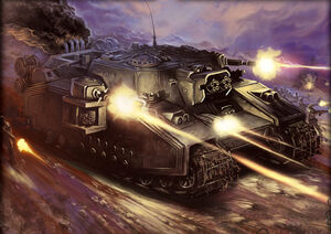 Gi tanque Stormlord