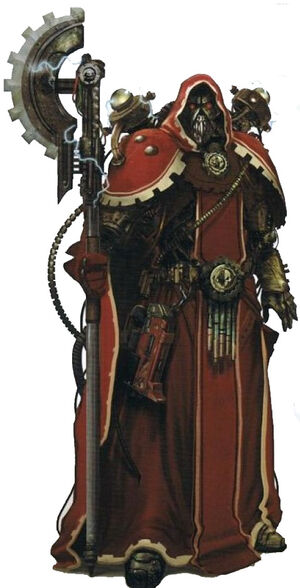 Guardia Carmesi Adeptus Mechanicus Tornos Calixis Wikihammer