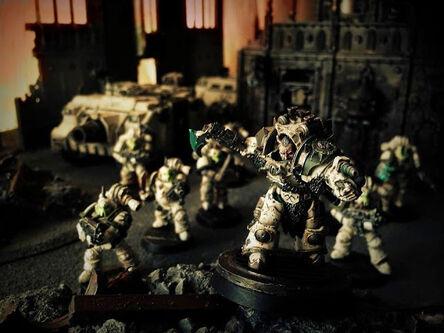 Guardia de la muerte wikihammer 4