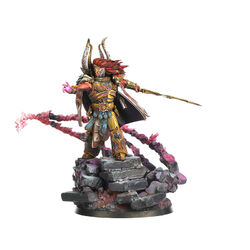 Magnus el Rojo Primarca Mil Hijos Forge World miniatura