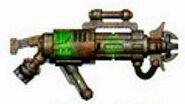 Carabina Tesla Necron Wikihammer