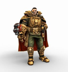 Lukas Alexander Dawn of War Dark Crusade Warhammer Wikihammer
