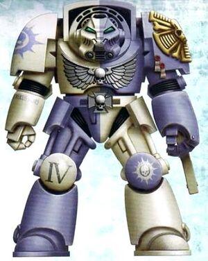 Novamarines Terminator Armor