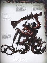 Tiranidos rey nephilim wikihammer