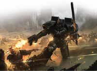 Dragones Negros Marines Espaciales Warhammer 40k wikihammer