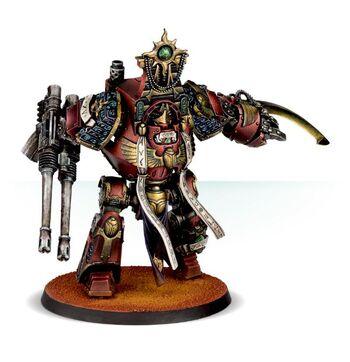 Dreadnought Contemptor-Osiron Mil Hijos Forge World miniatura