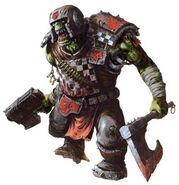 Orko piztolero warhammer 40k wikihammer