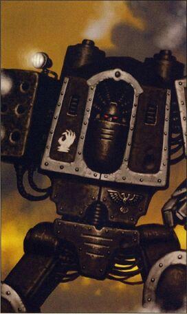 Preherejia manos de hierro Dreadnought Brantar