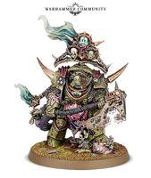 Señor del Contagio Guardia de la Muerte 8ª Edición miniatura