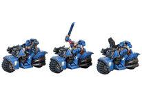 Escuadrón de motocicletas