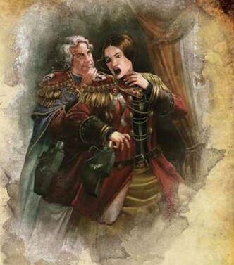 Imperio askellon traiciones nobleza mundo de snope