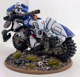 Miniatura preherejia devoradores mundos motocicleta