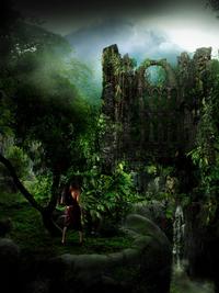 Ruinas en lo profundo de Fragor