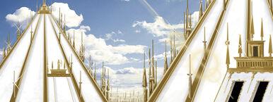 Chapiteles de Plata por Jen Page Pirámides Prospero