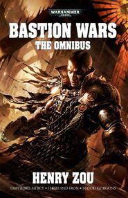 Novela omnibus Bastion Wars