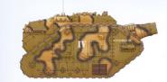 200px-Thunderer Siege Tank Catachan 18th Regiment
