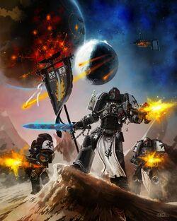 Asalto lunar Templarios Negros