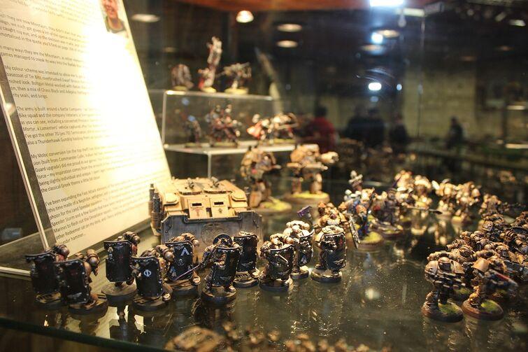 Warhammer World Nottingham Wikihammer Minotauros 23