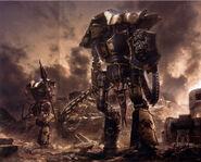Caballero Lancero y Catigador Makabius