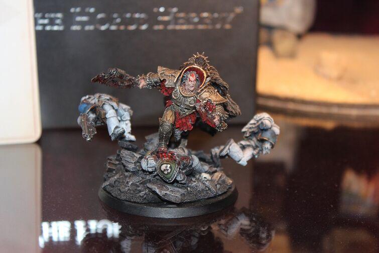 Warhammer World Nottingham Wikihammer Angron