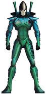 Guardián Mundo Astronave Mymeara