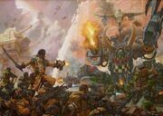 Guardia imperial 2nd armageddon war