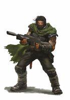 Guardia imperial fantasmas gaunt soldado mkoll