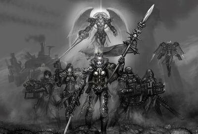 Hermanas de batalla 2