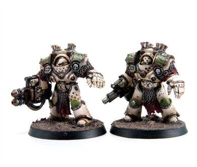 Exterminadores Guardianes de las Tumbas Guardia de la Muerte