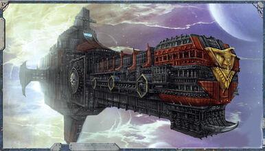 Mechanicus crucero arca