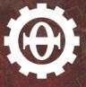 Logistas Adeptus Mechanicus 8ª Edición emblema