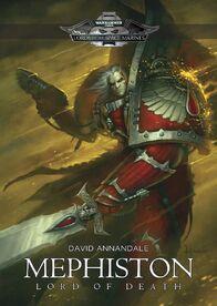 Mephiston portada