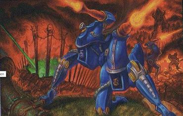 Slaanesh Hell Knights