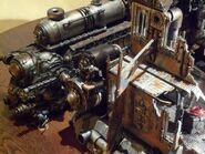 Escenografia Complejo Imperial Abastecimiento Fuel 13k Wikihammer