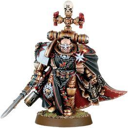 Helbrecht, alto mariscal de los templarios negros