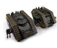 Land Raider Spartan 3
