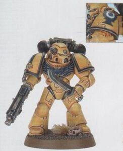 Marine Táctico Catadores 6ª Edición miniatura