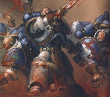 Devoradores de Mundos masacran civiles Istvaan III