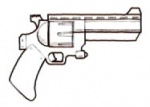 Pipa revolver