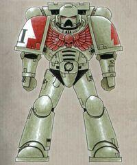 Marine Táctico Gigantes de las Tormentas 7ª Edición ilustración